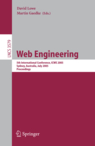 Cover of ICWE2005 Proceedings