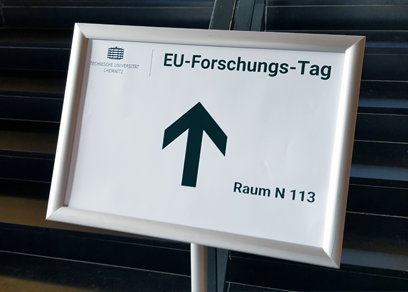 VSR at EU-Forschungs-Tag