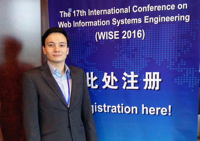 VSR members visit WISE 2016 in Shanghai